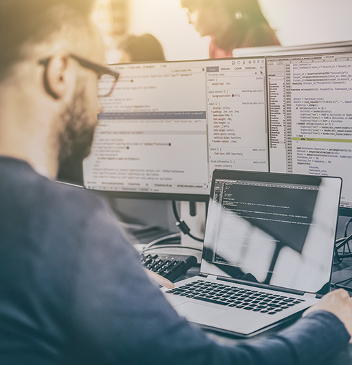 Ein Informatiker übernimmt das Application Management