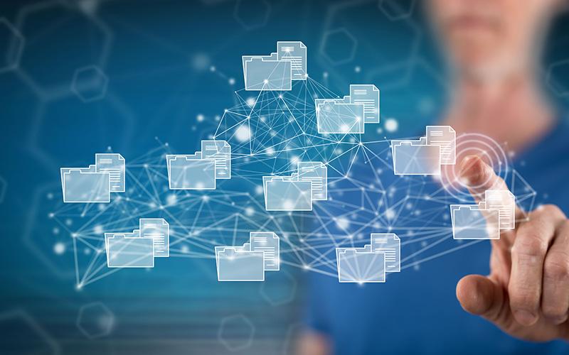 Handling von digitalen Akten