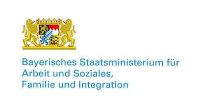 Logo BS für Arbeit und Soziales, Familie und Integration