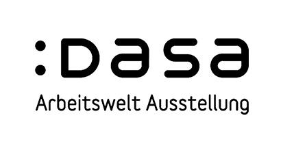 Logo der Arbeitswelt Austellung Dasa