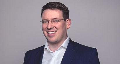 EITCO Mitarbeiter Kevin Rhinow