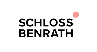 Logo der Stiftung Schlösser und Gärten Schloss Benrath
